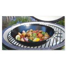 "RGW- Round Grill Woks, Porcelain Non-Stick (11"" / 28cm)"