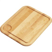 "Elkay Hardwood 16-3/4"" x 13-1/2"" x 1"" Cutting Board"