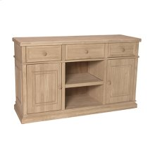 B-6S Sturbridge Buffet with Shelf