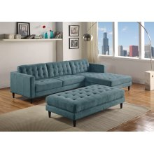 Liam Denim Sectional