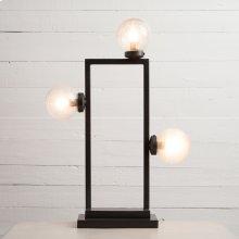 Clara Table Lamp-antique Iron