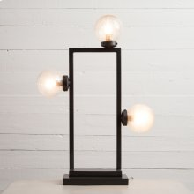 Clara Table Lamp-antique Iron