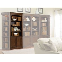 Home Office Cherry Creek 32'' Wall Storage Cabinet