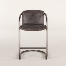 Portofino Counter Chair Antique Ebony