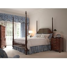 Bridgeport Pencil Post Queen Bed