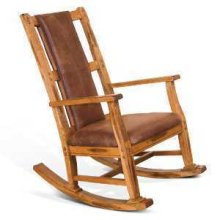 Sedona Rocker w/ Cushion Seat & Back