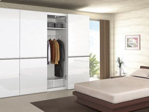 Lateral Opening System - Large Cabinet Doors Product Image