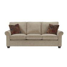 3 Cushion Sofa - Beige Chenille Finish