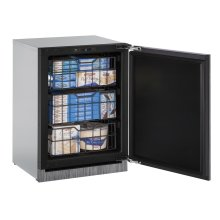 Modular 3000 Series 60 Cm Freezer With Integrated Solid Finish and Field Reversible Door Swing (220-240 Volts / 50 Hz)