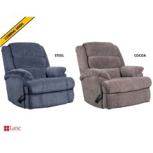 4502-190 PARKS Wallsaver Recliner in Cocoa