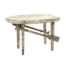 """WD BOAT TABLE 49""""W, 33""""H"""