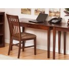 Shaker Desk with Drawer in Walnut Product Image