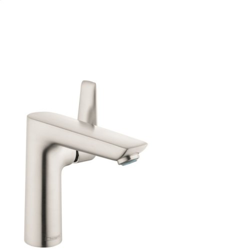 Brushed Nickel Single-Hole Faucet 150 with Pop-Up Drain, 1.2 GPM