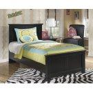 Maribel - Black 3 Piece Bed Set (Twin) Product Image
