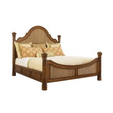 Round Hill Bed Queen