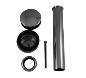 Push Button Drain Assembly ***, Chrome Product Image