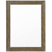 Rustic Patina Mirror in Peppercorn (387)