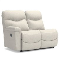 James Right-Arm Sitting Reclining Loveseat Product Image