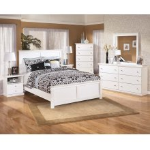 Bostwick Shoals - White 8 Piece Bedroom Set
