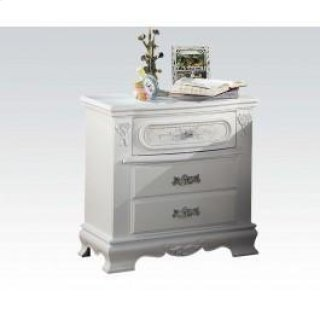 Youth White Nightstand