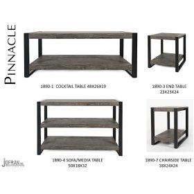 Pinnacle Sofa Table