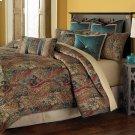 9pc Queen Comforter Set Honey Product Image