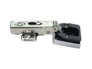 European Glass Door Hinge (19mm Overlay) Product Image