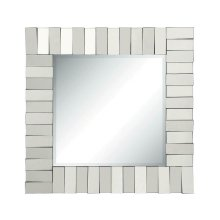Contemporary Square Mirror