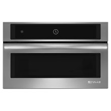"""Euro-Style 30"""" Built-In Microwave Oven with Speed-Cook Stainless Steel"""