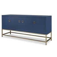 Four Door Tall Media Console Product Image
