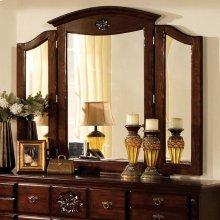 Tuscan Ii Tri-fold Mirror