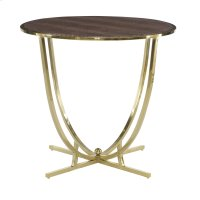 Jet Set Round End Table Product Image