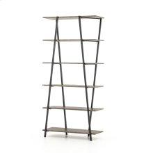 Saylor Bookshelf-dusty Grey