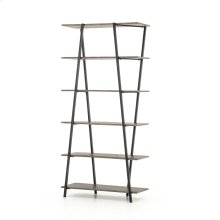 Saylor Bookshelf-dusty Grey