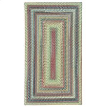 Americana Colony Blue Braided Rugs