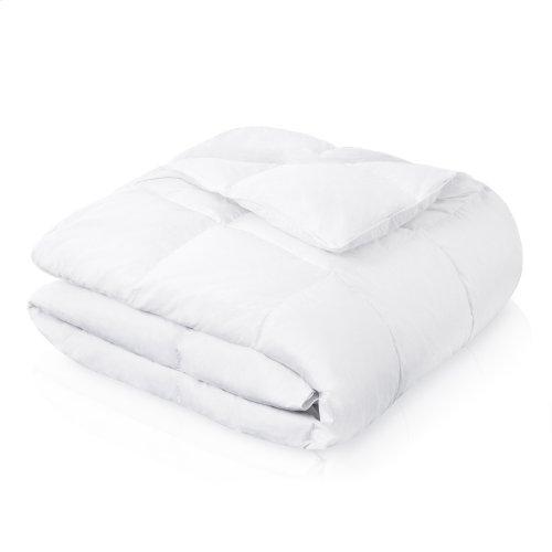 Down Blend Comforter Oversized King