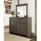 Juararo - Dark Brown 2 Piece Bedroom Set Product Image
