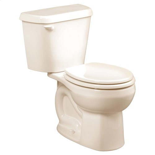 Colony Round Front Toilet - 10 Inch Rough-in - 1.6 gpf - Linen
