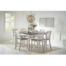 Orchard Park Counter Height Table With 4 Stools