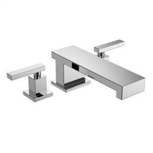 White Roman Tub Faucet