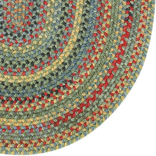 Songbird Parakeet Braided Rugs (Custom)
