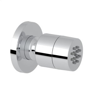 Polished Chrome Bellia Single-Function Body Spray Product Image