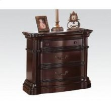 Dark Cherry Nightstand
