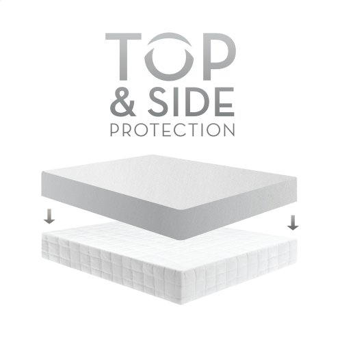 Five 5ided® Smooth Mattress Protector Twin Xl