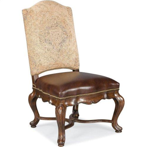 Bibbiano Upholstered Side Chair