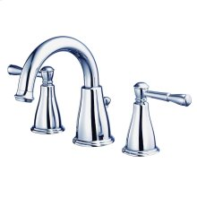 Chrome Eastham Two Handle Widespread Lavatory Faucet