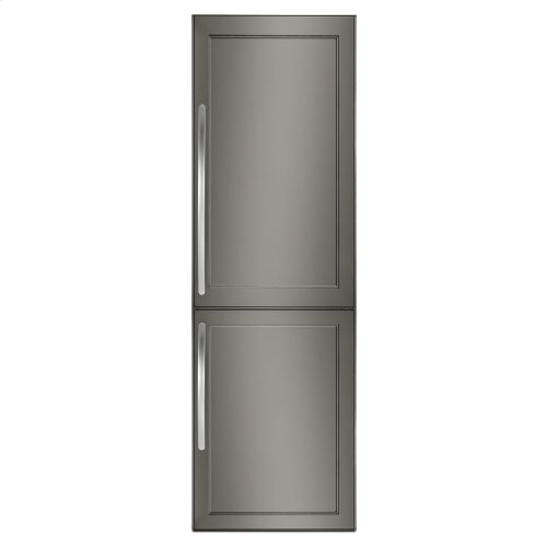 "10 Cu. Ft. 24"" Width Built-In Panel Ready Bottom Mount Refrigerator Panel Ready"