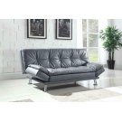 Dilleston Contemporary Dark Grey Sofa Bed Product Image