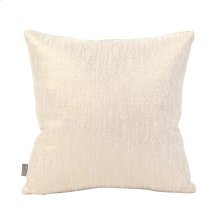 "16"" x 16"" Pillow Glam Snow"