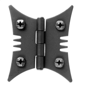 """2-3/4"""" x 2"""" Butterfly Hinge Product Image"""